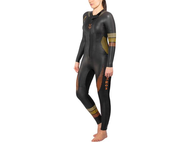 Colting Wetsuits W's Swimrun SR02 Wetsuit black